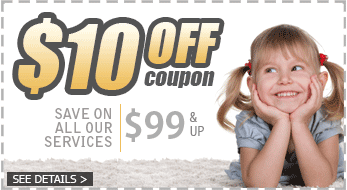 Superior Carpet Cleaning $10 Off Coupon