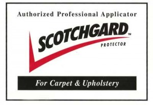Authorized Scotchgard Treatments