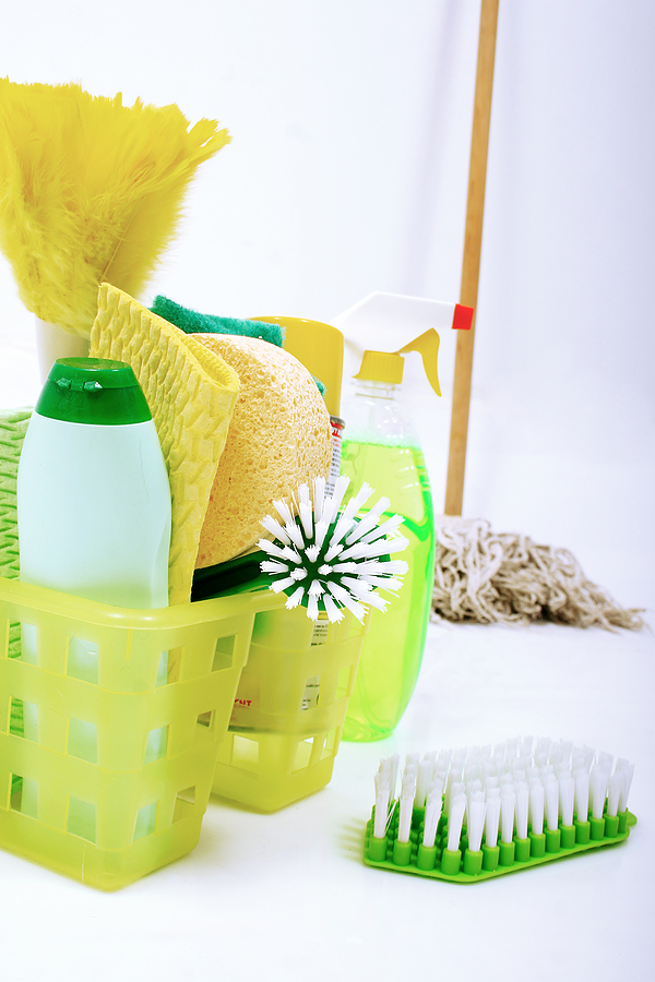 bigstock_Cleaning_Items_2605647