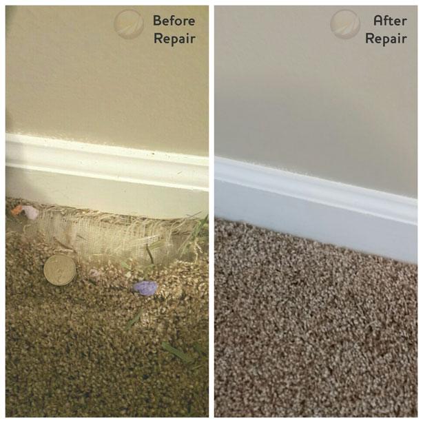 Lexington KY Carpet Repair Services