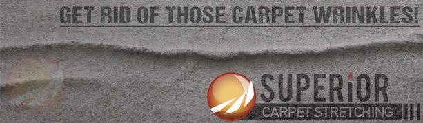 Remove Carpet Wrinkles
