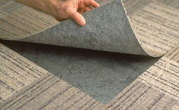 Commercial Carpet Tile Services