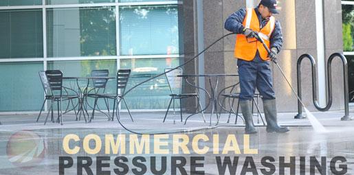 Lexington ky Commercial Pressure Washing