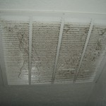 Dirty Vent Air Duct Cleaning