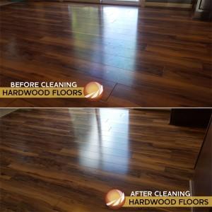 Lexington Kentucky Hardwood Floor Cleaning