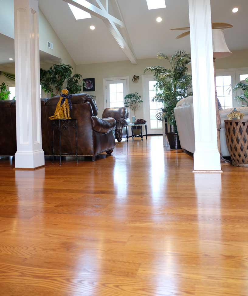 Hardwood Floor Cleaning Services In Lexington KY