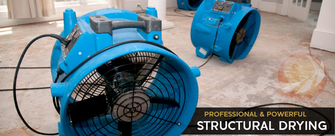 Structural Drying Services Kentucky