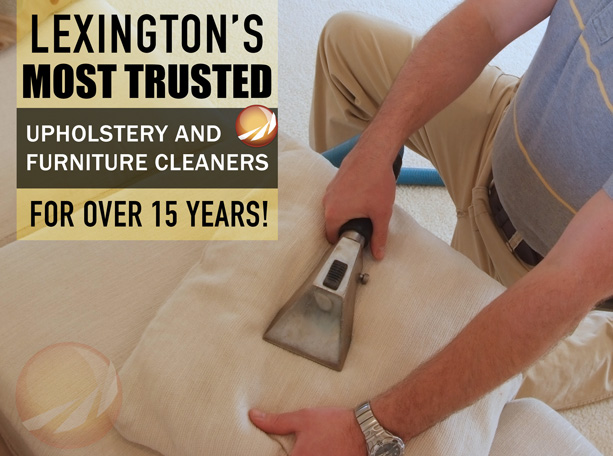 Furniture Cleaning in Lexington Kentucky