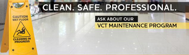 VCT Tile Floor Cleaners in Lexington Ky