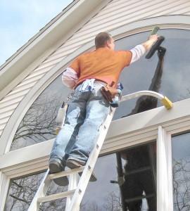 Window Cleaning in Lexington Kentucky